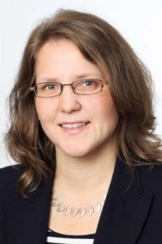 Prof. Dr. Christine Silberhorn, Lehrstuhl für Integrierte Quantenoptik. © Universität Paderborn