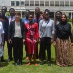 Prof. Dr. Birgitt Riegraf zu Besuch in Kenia