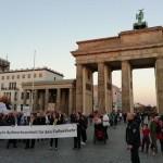 Fußgängerkongress in Berlin: Ist zu Fuß gehen der neue Alltagstrend