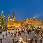 Mit Turbomošt und Koledy – Viele tschechische Städte laden zu Weihnachtsmärkten