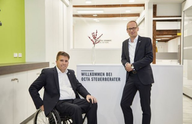 Neue Talk-Reihe für Entscheider aus der Region .OCTA Steuerberater eröffnen neuen Standort in Rheda-Wiedenbrück