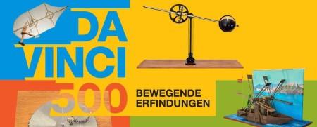 """Mindener Museum und FH Bielefeld präsentieren Ausstellung """"Da Vinci 500 – Bewegende Erfindungen"""""""