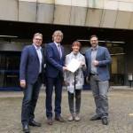 Weiteres Geld vom Land: Minden erhält 2,447 Millionen Euro für Städtebau-Förderprojekte