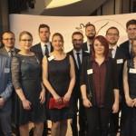 Zehn bundesbeste IHK-Prüflinge aus Ostwestfalen in Berlin geehrt