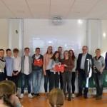 Erfolgreiches Start-Up-Projekt am Gymnasium in Harsewinkel