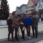 Winterfreude in Büren