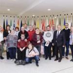 Werkstattrat von wertkreis Gütersloh besucht Europaparlament
