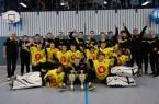 CSL Detmold im Inline-Hockey erstklassig