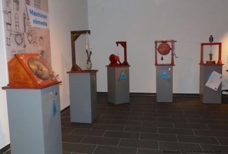 Blick in die Ausstellung (© Mindener Museum)
