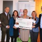 Bielefelder Kinderschutzbund erhält 5000 Euro-Spende