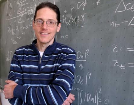 Prof. Dr. Michael Winkler, Institut für Mathematik. © Universität Paderborn, Nina Reckendorf