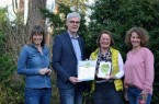 Campingplatz am Furlbach als erster Betrieb im Kreis Gütersloh zertifiziert