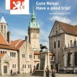 Neue touristische Broschüren in der Touristinfo