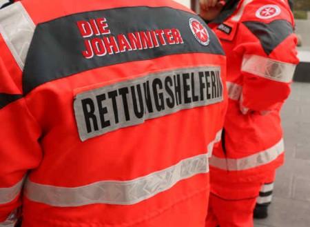 Die Johanniter-Unfall-Hilfe e.V. ist mit rund 22.000 Beschäftigten und mehr als 37.000 Ehrenamtlern eine der größten deutschen Hilfsorganisationen. © Johanniter-Unfall-Hilfe e.V.