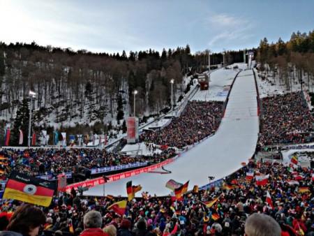 Der letzte Team-Weltcup vor der WM am 15. Februar findet in Willingen statt. Foto: © SKI-CLUB WILLINGEN E.V.