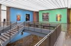Bilder einer Sammlung. 50 Jahre Kunsthalle Bielefeld. Ausstellungsansicht. Foto: Philipp Ottendörfer