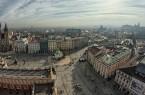 Blick auf die Altstadt von Krakau. Foto: Polnisches Fremdenverkehrsamt