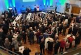 Rund 250 Gäste begrüßte Bürgermeister Henning Schulz im kleinen Saal der Stadthalle. © Stadt Gütersloh