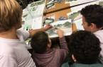 Eine rege Beteiligung der Jugend lichen am ersten Beteiligungsworkshop im Treffpunkt 34 Büren. © Stadt Büren