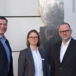 Willkommenslotsin Cornelia Fanenbruck-Eickmeyer unterstützt Firmen