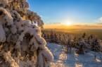 Winter im Erzgebirge.Foto.Tourismusvernad Erzgebirge.