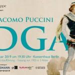 """Berliner Operngruppe und Bertelsmann präsentieren Puccinis """"Edgar"""""""