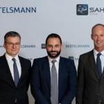 Bertelsmann und Saham vollziehen die Zusammenlegung ihrer weltweiten CRM-Geschäfte