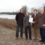 Rietberger Fischteiche bleiben Schutzgebiet