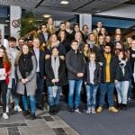 Bertelsmann JAV-Mitglieder treffen sich in Gütersloh
