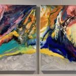 Erste Ausstellung des KunstWerk Ateliers 2019
