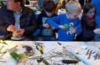 Makerspaces - Inspirationsorte für Erfinder, Bastler und Selbermacher aller Generationen. Foto: Annette Klinkert, city2science