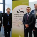 Kooperative Forschungsprojekte gestalten den Energiewandel