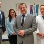 Dr. med. Roland Thul ist neuer Chefarzt der Gefäßchirurgie im Klinikum Gütersloh