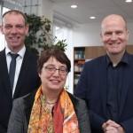 MdB Ralph Brinkhaus zu Besuch an der Universität Paderborn