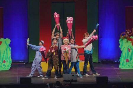 """Nachdem das erste Conni-Musical so ein riesengroßer Erfolg war, startete nun zum über 25- jährigen Jubiläum von Conni das neue Cocomico-Musical """"Conni – Das Schul-Musical!""""!"""
