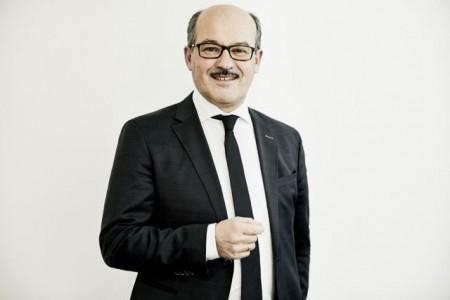Verstärkt ab sofort die Geschäftsführung von Baldessarini: Justo Gallardo