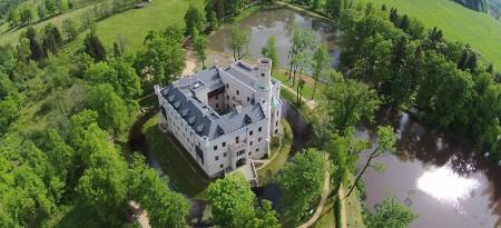 Schloss Fischbach war erstmals im Restaurantführer von Gault&Millau vertreten. Foto: Schloss Karpniki