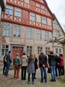 Netzwerk-Schmiede...dienstags halb zehn im Kulturland