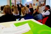 """Fachkräftemangel macht vor der Suche nach Ausbildenden nicht halt Veranstaltung """"Neue Auszubildende? Ja bitte! stößt auf großes Interesse. Foto:  OstWestfalenLippe GmbH"""