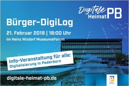 Stadt Paderborn lädt zu neuer Veranstaltungsreihe alle Interessierten ins HNF ein