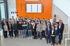 Die 36 Nachwuchskräfte sammeln ab dem Sommer bei Weidmüller erste Berufserfahrung.