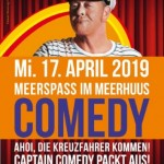Stand-up Comedy im MeerHuus
