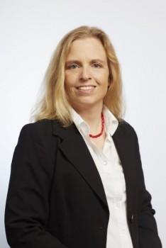 Foto (Valéry Kloubert): Dr. Annette von Alemann, Soziologin an der Universität Paderborn.