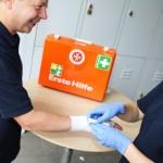 Erste-Hilfe-Kurse der Johanniter im April