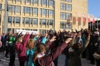 Flashmob alle