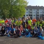 """Wir räumen auf – Aktion """"Saubere Landschaft"""" in Bärenkämpen"""