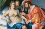 """Schönheit ist relativ. Der Künstler Cornelis van Haarlem hat 1604 dieses Bild von """"Venus, Mars und Amor"""" gemalt. Foto: Weserrenaissance-Museum Schloss Brake"""