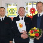 Jörg Mengedoht ist neuer Brandschutztechniker