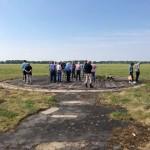 Bustouren über den ehemaligen Flugplatz Gütersloh