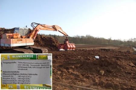BUND-Tipp - Eigenkompostierung statt Hochmoortorf - ein Beitrag zur Erhaltung bedrohter Tier- und Pflanzenarten und zum Klimaschutz